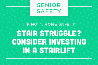 Senior Safety Tip No. 1: Home Safety