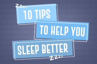 Struggling to Sleep? Try These Tips for a Restful Night
