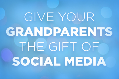Give the Gift of Social Media