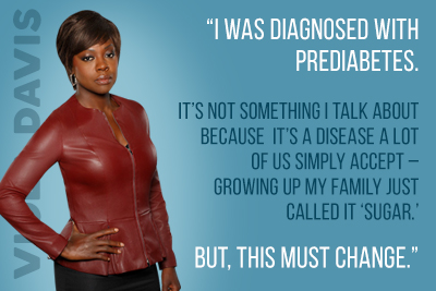 Viola Davis - An Advocate for Diabetes